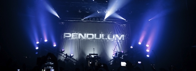 [Playlist] Pendulum Invades Bassrush DTLA