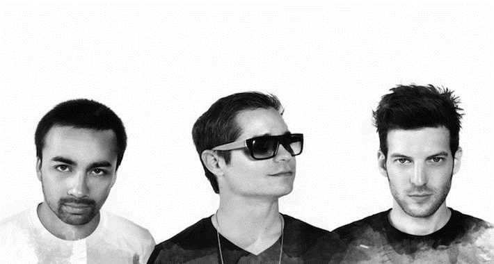 5 Tunes That Changed My Life: Dirtyphonics