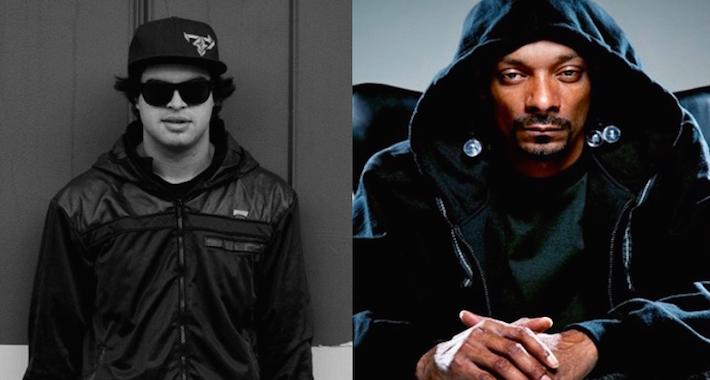 "Snoop Dogg and Datsik Drop a ""Smoke Bomb"""