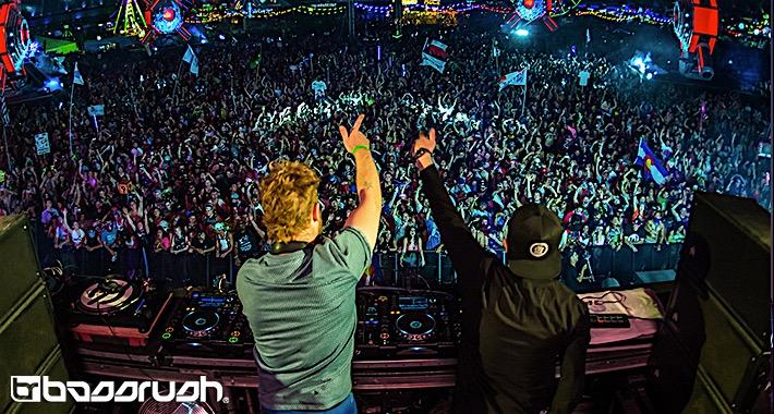 EDC Las Vegas 2016: bassPOD Night Two