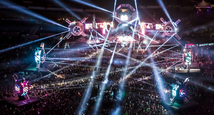 Prepare for the EDCLV Takeover with this Filthy bassPOD Playlist