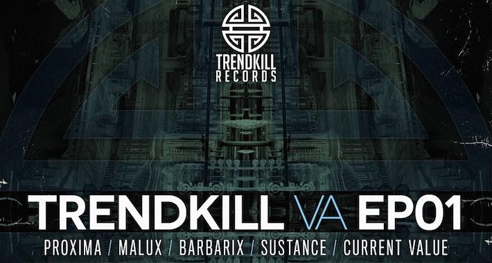 Trendkill Drops New Various Artist EP
