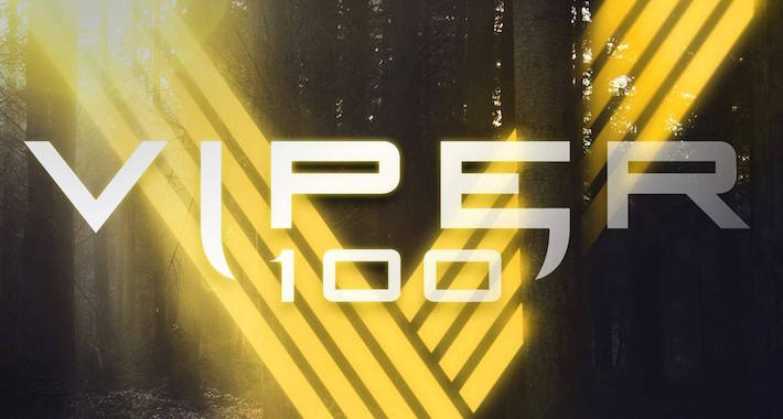 Viper Celebrates 100 with a Four-Part EP