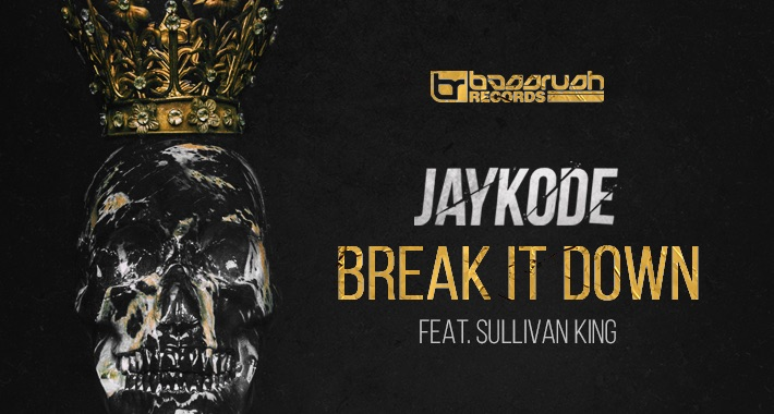 [Free Download] JayKode Breaks It Down for Bassrush Records
