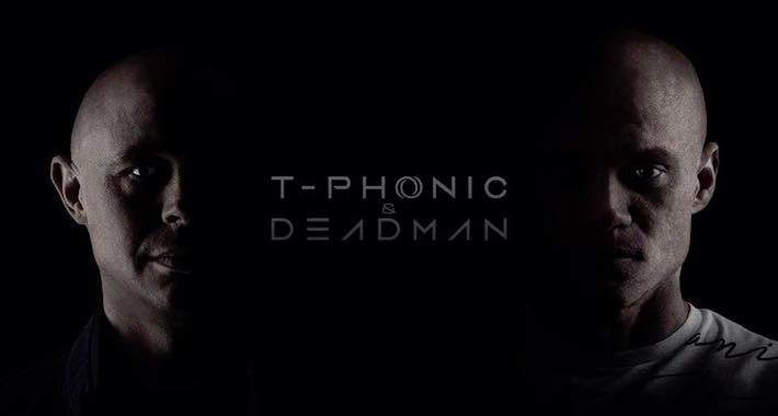 "[Premiere] T-Phonic & Deadman ""Reflections VIP"""