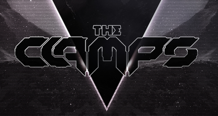 """[Premiere] The Clamps """"Spaz Out"""""""