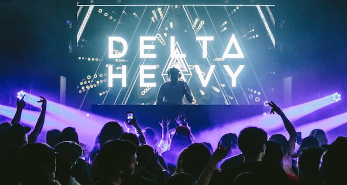 Delta Heavy Drop a Knockout Remix on Zeds Dead