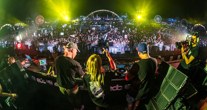 The Bass Music Takeover of EDC Las Vegas