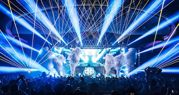 Excision Is Ready to Melt Faces With the Paradox