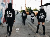 40oz Cult Sound the Alarm on 'Fear the Forty'