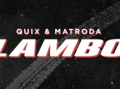 "Quix and Matrodo Pull Up in the ""Lambo"""