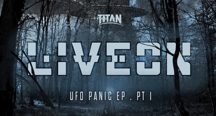"Liveon ""UFO Panic"""