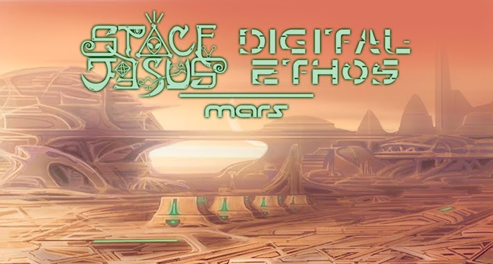 Space Jesus and Digital Ethos Lock Horns