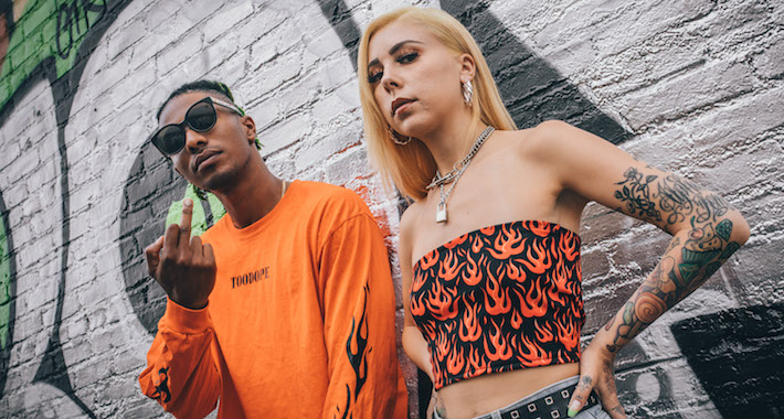 SAYMYNAME and Lil Debbie Cross Over in a Major Way