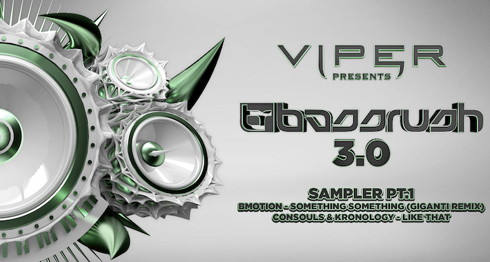 Viper Gathers Up the Squad and Prepares to Unleash 'Bassrush 3.0'