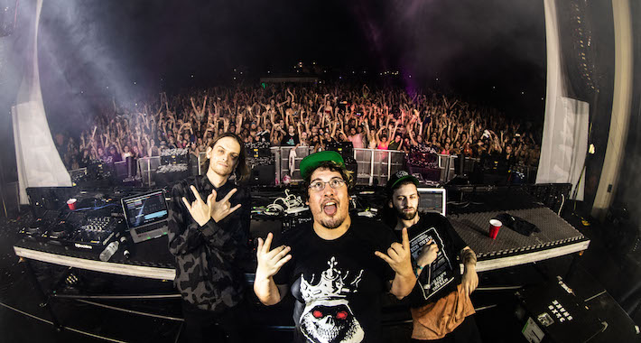 Zeds Dead and Snails Drop a Magnetic Track