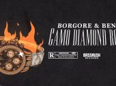 "Borgore and Benda Bling Out the Dancefloor with ""Camo Diamond Rollie"""