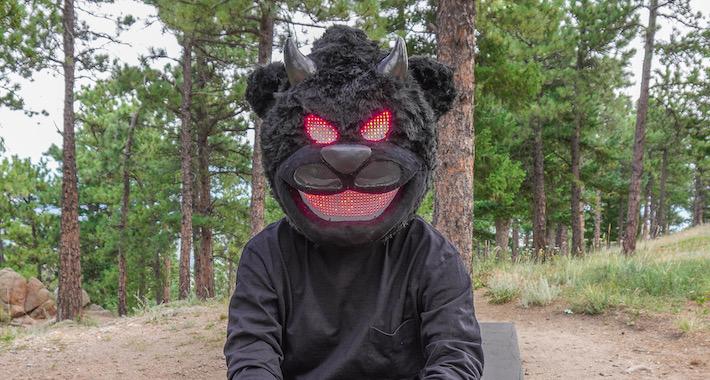 Bear Grillz Confronts His Demons
