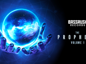 BASSRUSH SWERVES INTO THE FUTURE WITH 'THE PROPHECY'